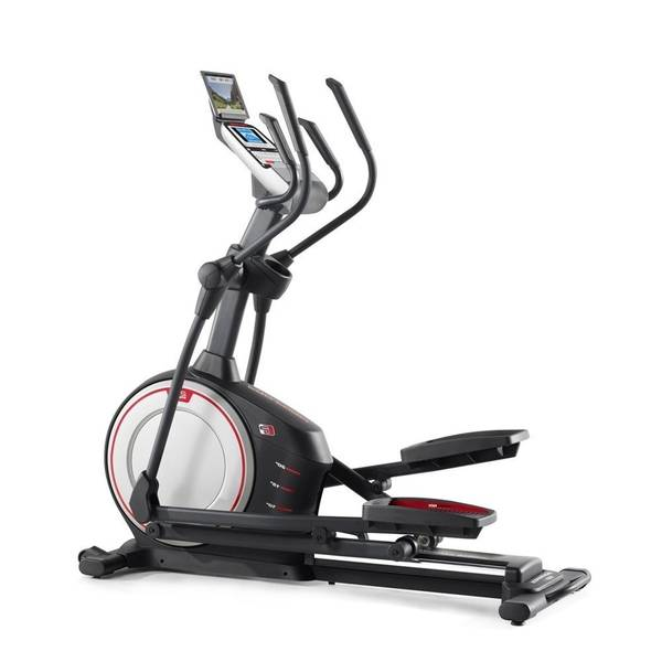 velo elliptique comparatif